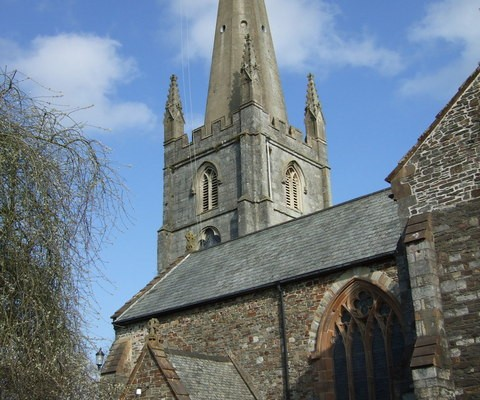 Photo of St Michael's Church at Torrington
