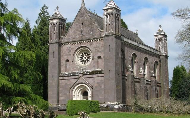 Photo of Killerton Chapel