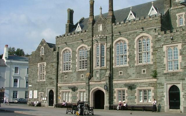 Photo of Tavistock Town Hall