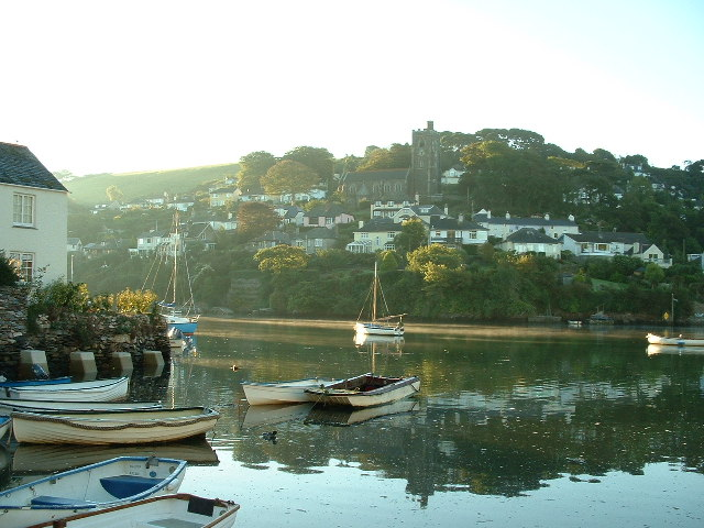 Noss Mayo by Shane White