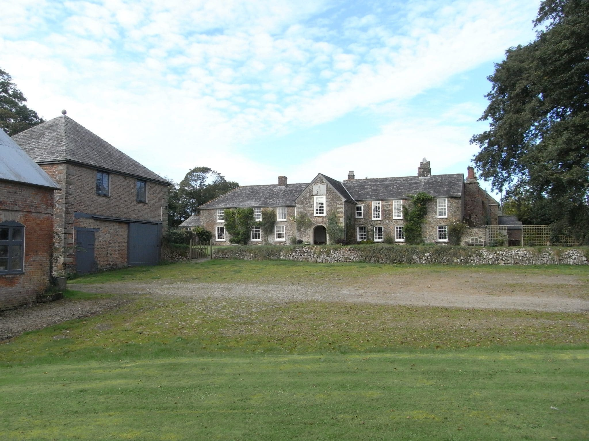 Tetcott Manor House