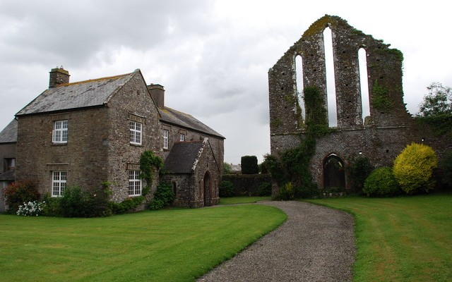 Photo of Frithelstock Priory