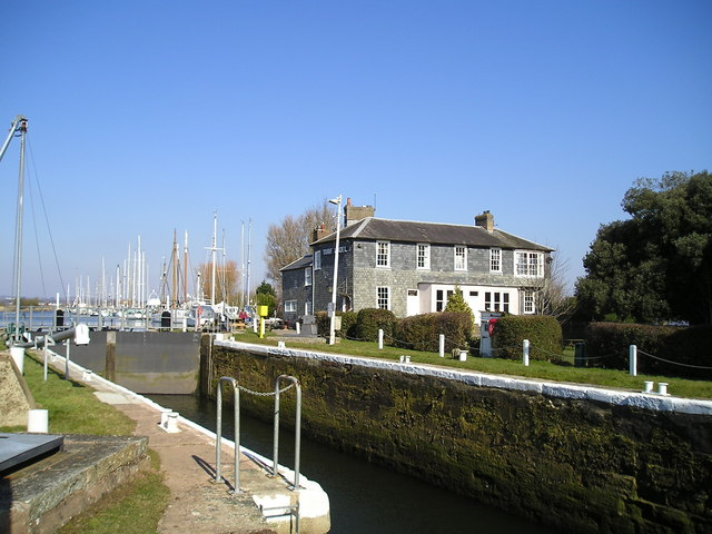 Photo of Turf Hotel at Turf Lock, Exeter