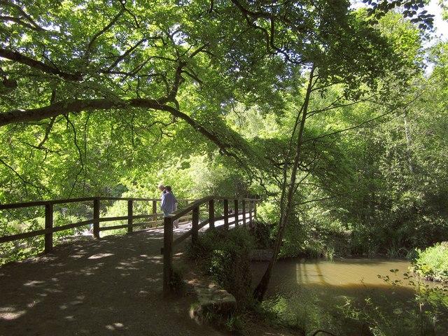 Stover Heritage Trail - Copyright Derek Harper