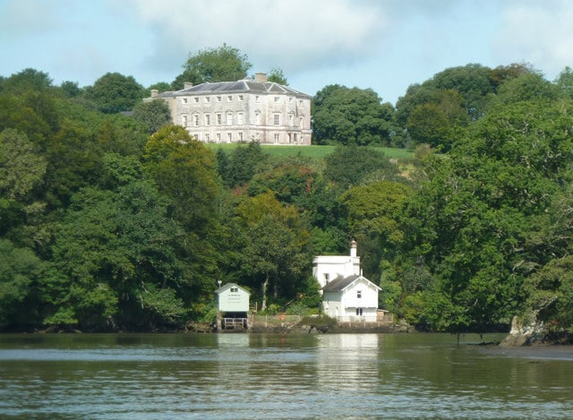 Sharpham House - Copyright Chris Allen